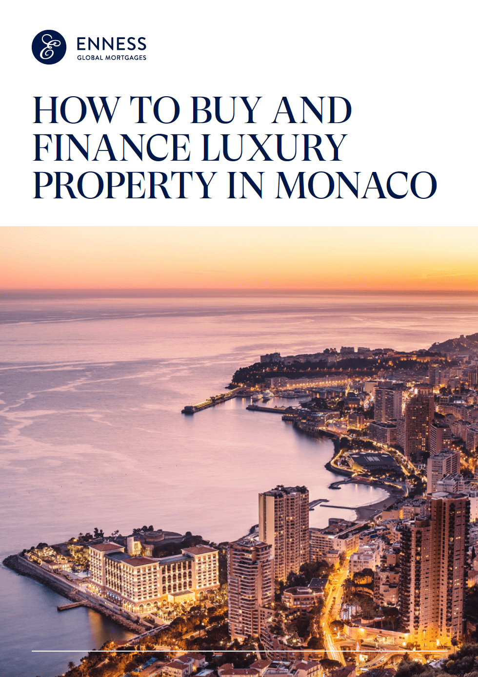How to Buy and Finance Luxury Property in Monaco