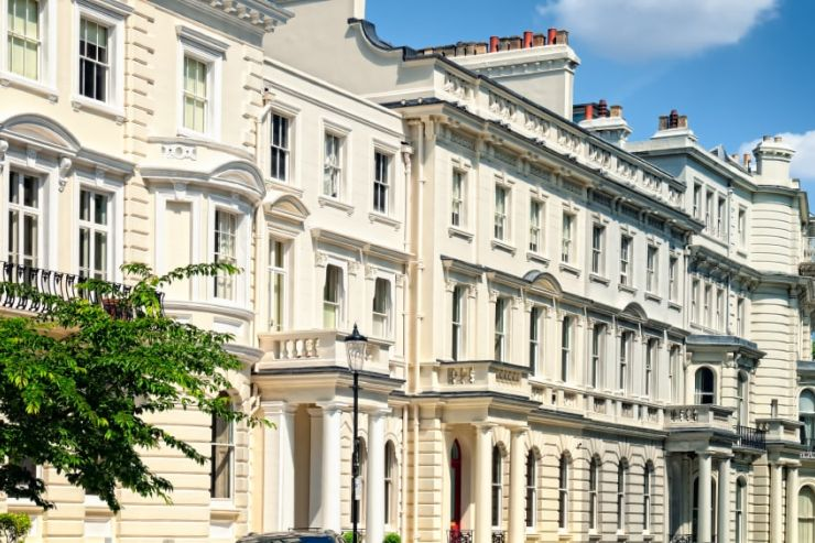 80% loan to value on London property for client with adverse credit