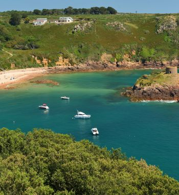 Large briding loan for Jersey property