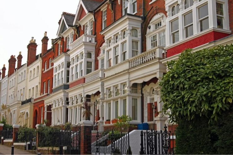 Victorian Terrace property in Richmond Green