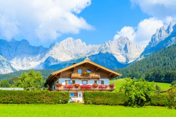 Large Austrian Mortgage for UK Client