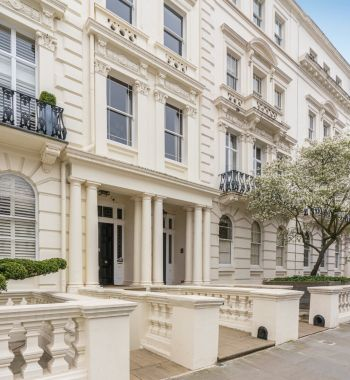 Prime London property mortgage for Iranian National