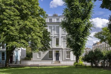 £9.295M Grade II Listed House in Primrose Hill