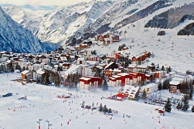 €13.5 million loan for luxury chalet in Courchevel