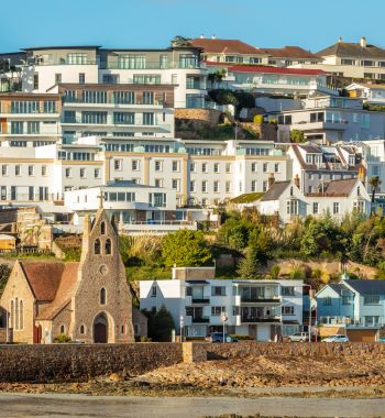 100% loan to value mortgage for Jersey development site